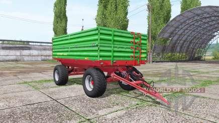 PRONAR T653-2 green для Farming Simulator 2017