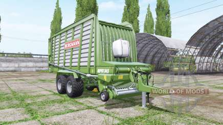BERGMANN Repex 34S ladewagen для Farming Simulator 2017