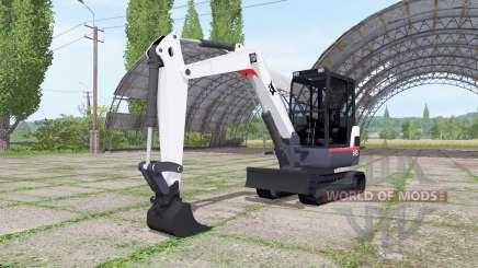 Bobcat E45 v2.4.7 для Farming Simulator 2017