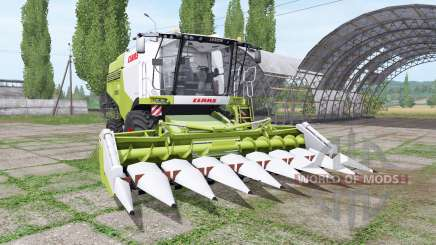 CLAAS Lexion 760 stage iv для Farming Simulator 2017
