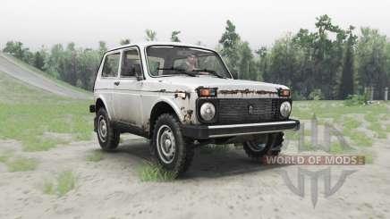 ВАЗ 2121 Нива для Spin Tires