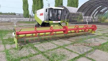 CLAAS Lexion 600 TerraTrac для Farming Simulator 2017