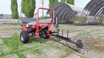 URSUS Z-586 black bale для Farming Simulator 2017