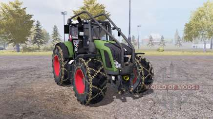 Fendt 924 Vario forest для Farming Simulator 2013