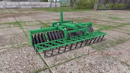 Kerner FPcw 6530 для Farming Simulator 2017