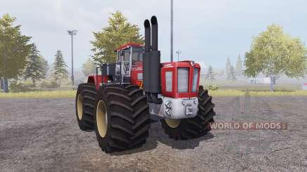 Schluter Profi-Trac 5000 TVL для Farming Simulator 2013