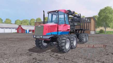 Valmet 840.3 для Farming Simulator 2015