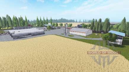 Остров v2.0 для Farming Simulator 2017