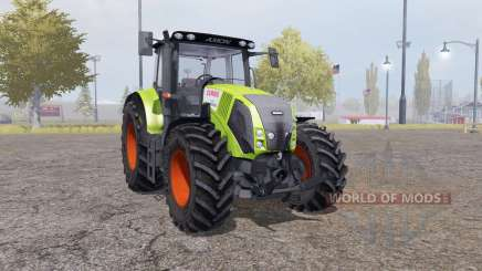 CLAAS Axion 820 v2.2 для Farming Simulator 2013