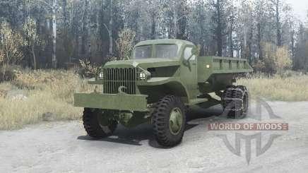 Chevrolet G7107 (G-506) 1942 для MudRunner