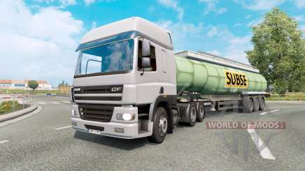 Truck traffic pack v2.5 для Euro Truck Simulator 2