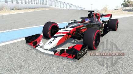 FR17 v1.2 bolide для BeamNG Drive