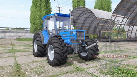 Hurlimann H-488 big wheels v1.17 для Farming Simulator 2017