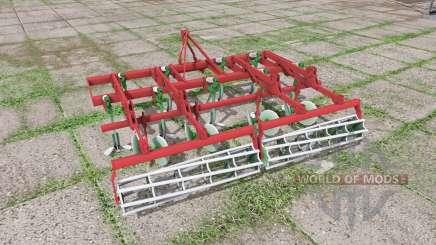 UNIA KOS red для Farming Simulator 2017