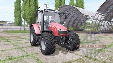 Massey Ferguson 5613 Dyna-4 для Farming Simulator 2017