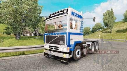 Volvo F12 для Euro Truck Simulator 2