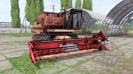Дон 1500А v2.5 для Farming Simulator 2017