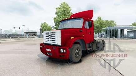 ЗиЛ 4421 красный для Euro Truck Simulator 2