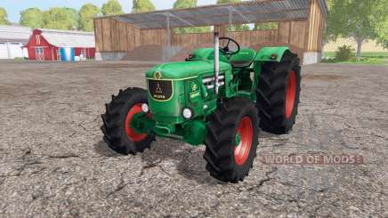 Deutz-Fahr D80 для Farming Simulator 2015