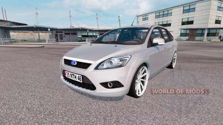 Ford Focus sedan (DB3) для Euro Truck Simulator 2