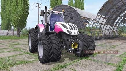 Steyr Terrus 6600 CVT ecotec для Farming Simulator 2017