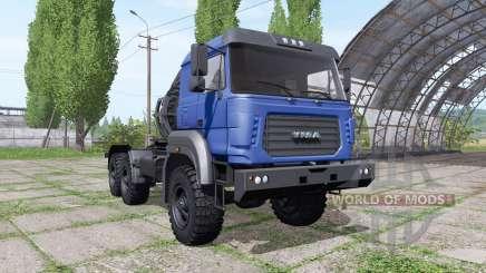 Урал 44202-3511-82М для Farming Simulator 2017