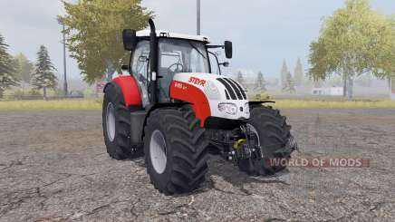 Steyr 6160 CVT v2.0 для Farming Simulator 2013