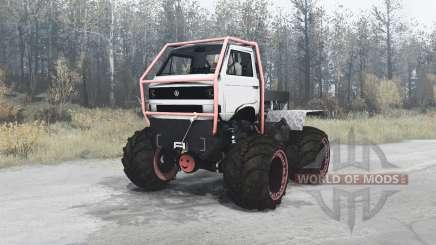Volkswagen Bolotnik для MudRunner
