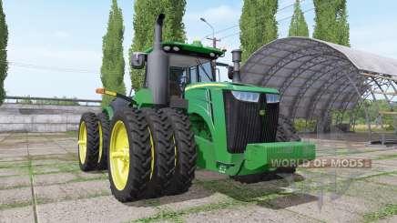 John Deere 9370R v3.1.1 для Farming Simulator 2017