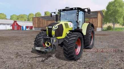 CLAAS Arion 650 для Farming Simulator 2015