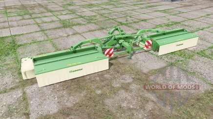 Krone EasyCut 9140 Shift для Farming Simulator 2017