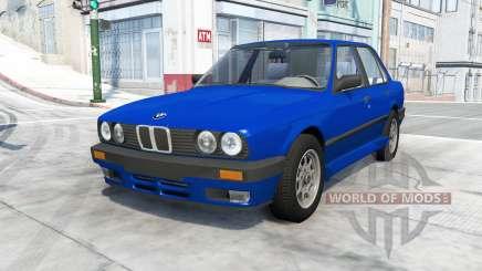 BMW 325e sedan (E30) 1985 для BeamNG Drive