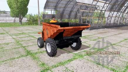 AUSA D 150 для Farming Simulator 2017