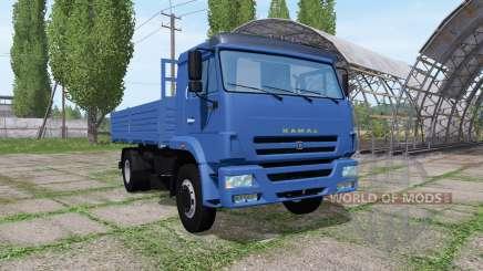 КАМАЗ 45253 v1.1 для Farming Simulator 2017