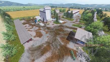 Bohemia country v1.1 для Farming Simulator 2017