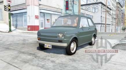 Fiat 126p v9.1 для BeamNG Drive