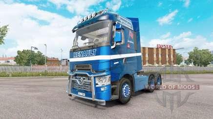 Renault T 440 v6.3 для Euro Truck Simulator 2