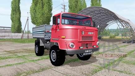 IFA L60 red для Farming Simulator 2017