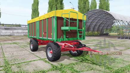 Kroger HKD 302 для Farming Simulator 2017
