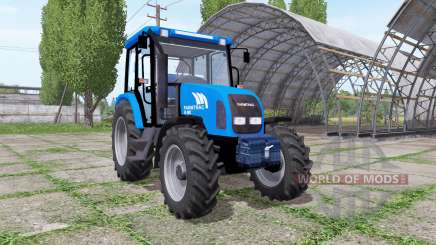 FarmTrac 80 4WD для Farming Simulator 2017