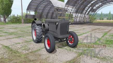McCormick-Deering 15-30 для Farming Simulator 2017