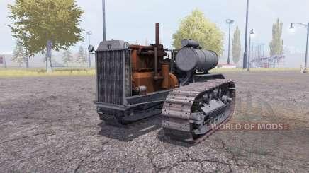 Сталинец 60 v1.1 для Farming Simulator 2013