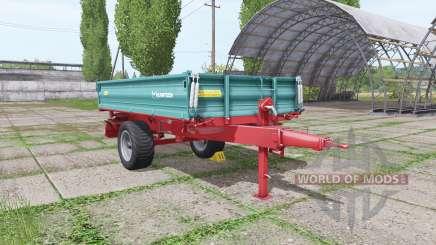 Farmtech EDK 800 для Farming Simulator 2017