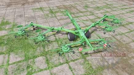 Krone Swadro 2000 multicolor для Farming Simulator 2017