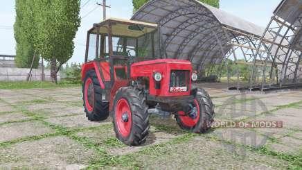 Zetor 6911 red для Farming Simulator 2017