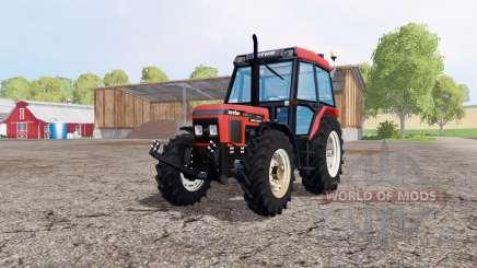 Zetor 7340 Turbo gorenje trgovina для Farming Simulator 2015