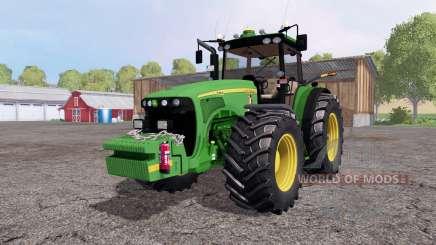 John Deere 8520 green для Farming Simulator 2015