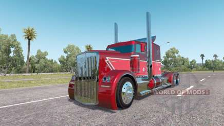 Kenworth Phantom для American Truck Simulator