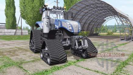 New Holland T8.420 QuadTrac v1.2 для Farming Simulator 2017