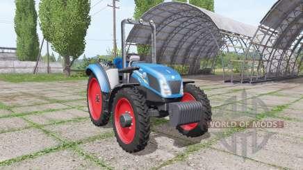 New Holland T4.75 Garden Edition для Farming Simulator 2017
